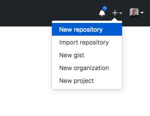 Add New GitHub Repo